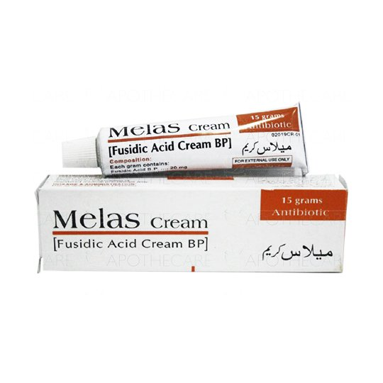 MELAS 15G CREAM(ATCO) - Pack Size X 1